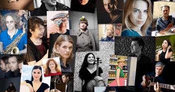 Düsseldorf Festival: Viele Künstler exklusiv im kleinen Zelt auf dem Burgplatz
