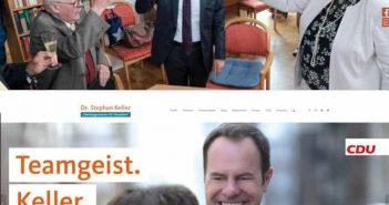 OB-Wahl 2020: Geisel und Keller gehen stechen